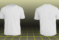 Tshirt Modelnx57.deviantart | Clothing Templates Pertaining To Blank T Shirt Design Template Psd