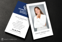 Unique Coldwell Banker Business Card Template for Coldwell Banker Business Card Template