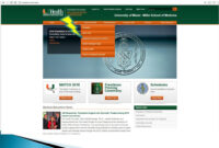 University Of Miami Miller School Of Medicine – Ppt Download with University Of Miami Powerpoint Template