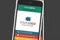Unusual Iphone Business Card Template Ideas Psd Free for Iphone Business Card Template