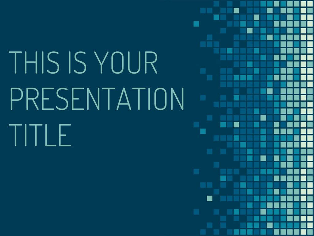 Use This Free Technology Powerpoint Template To Talk About Regarding Powerpoint Templates For Technology Presentations