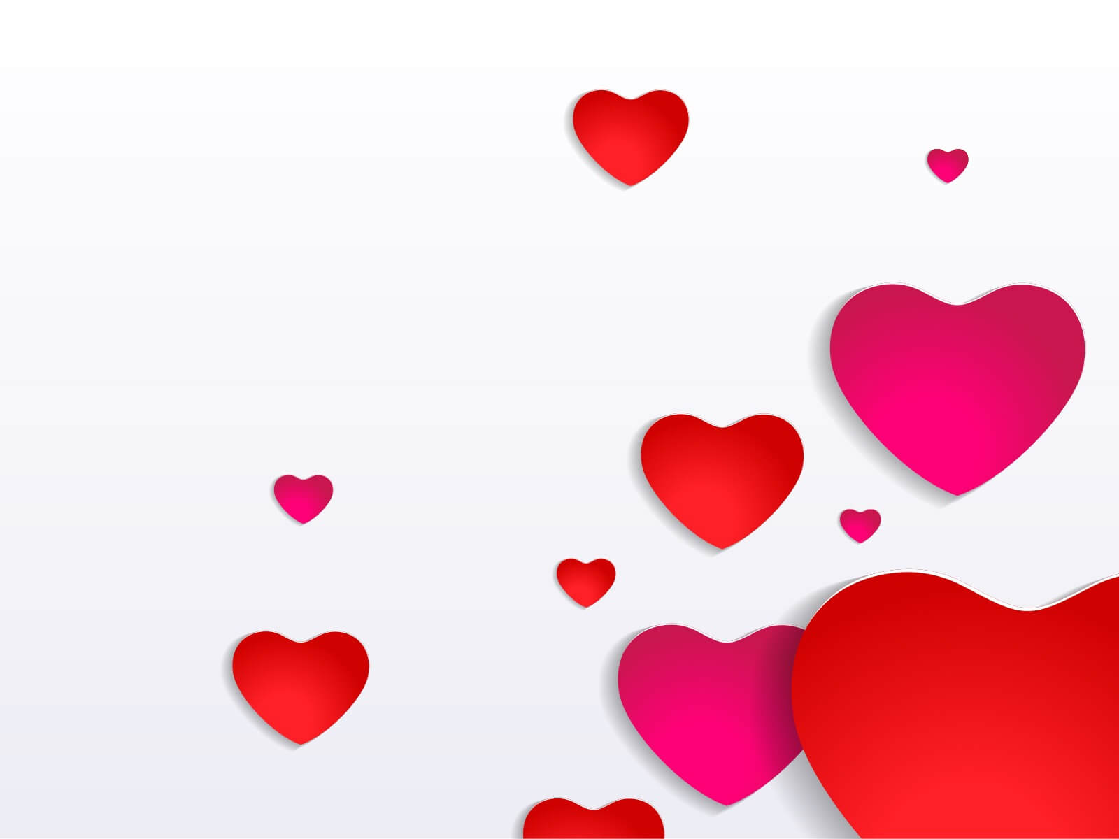 Valentines Day Powerpoint Templates – Love, Red – Free Ppt Throughout Valentine Powerpoint Templates Free