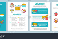 Vegetarian Diet Brochure Template Layout Organic Stock Intended For Nutrition Brochure Template