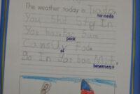 Weather | Kindergarten Writing, Kindergarten Science with regard to Kids Weather Report Template