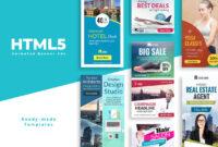 Website Banner Design Services | Animated Banner Ads For Website regarding Animated Banner Templates