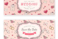 Wedding Banner Template. Stock Vector. Illustration Of with Wedding Banner Design Templates