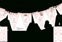 Welcome Home Baby-Girl Banner | Welcome Home Baby, Welcome within Christening Banner Template Free