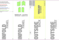 Welcome To Trade.4Over with 6 Sided Brochure Template