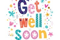 Well Card – Zimer.bwong.co with regard to Get Well Card Template