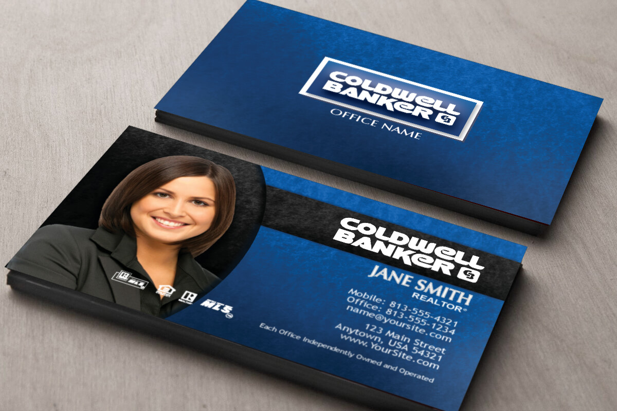We've Got Coldwell Banker Realtors Covered With Our New Throughout Coldwell Banker Business Card Template