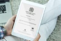 What Is A Certificate Of Incorporation? intended for Share Certificate Template Companies House