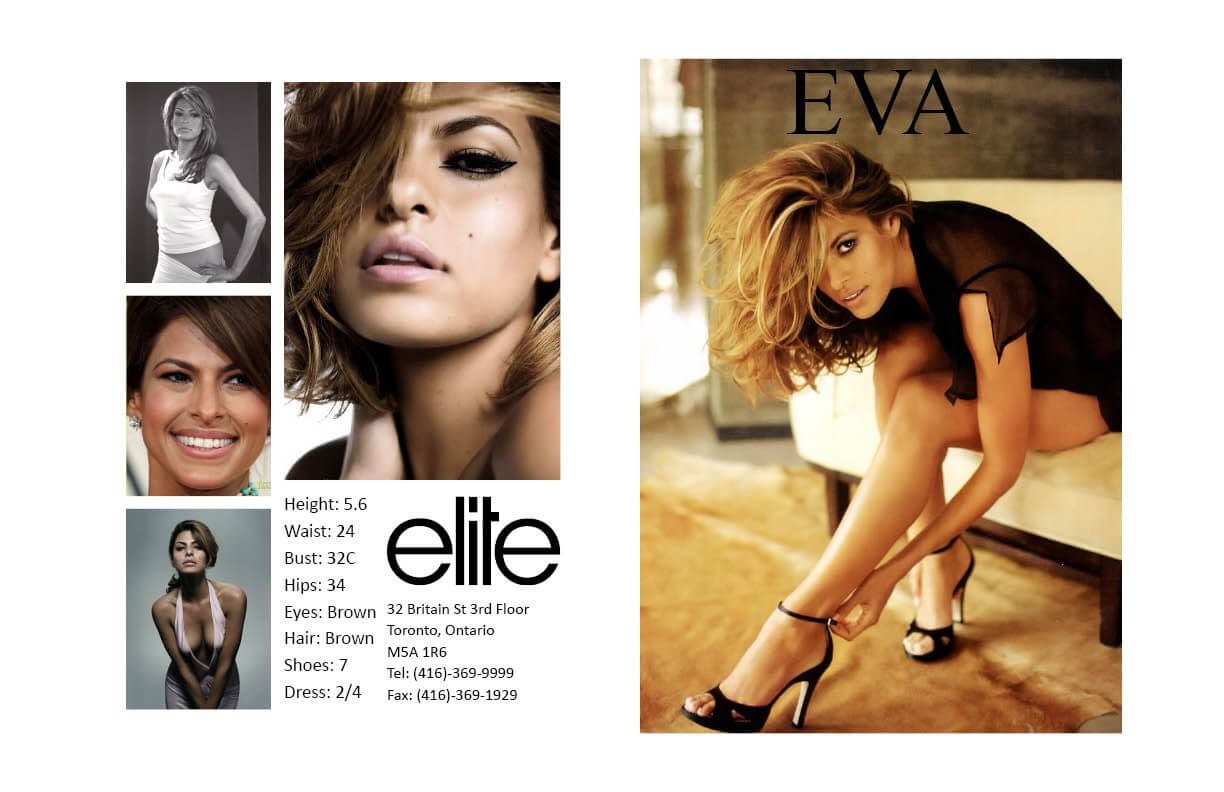What Is A Composite Card | Model Comp Card, Model Headshots Throughout Free Comp Card Template