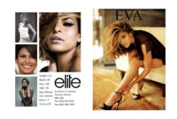 What Is A Composite Card | Model Comp Card, Model Headshots with regard to Zed Card Template Free