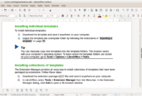 What Is Libreoffice? | Libreoffice – Free Office Suite – Fun within Open Office Brochure Template