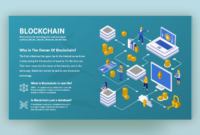 What Is The Blockchain & How Does It Work | Ppt Template with regard to Where Are Powerpoint Templates Stored