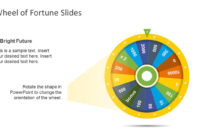 Wheel Of Fortune Powerpoint Template throughout Wheel Of Fortune Powerpoint Game Show Templates