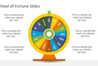 Wheel Of Fortune Powerpoint Template within Wheel Of Fortune Powerpoint Game Show Templates