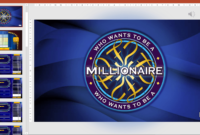 Who Wants To Be A Millionaire? – Powerpoint Vba Game throughout Who Wants To Be A Millionaire Powerpoint Template