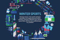 Winter Sports Card Template inside Free Sports Card Template