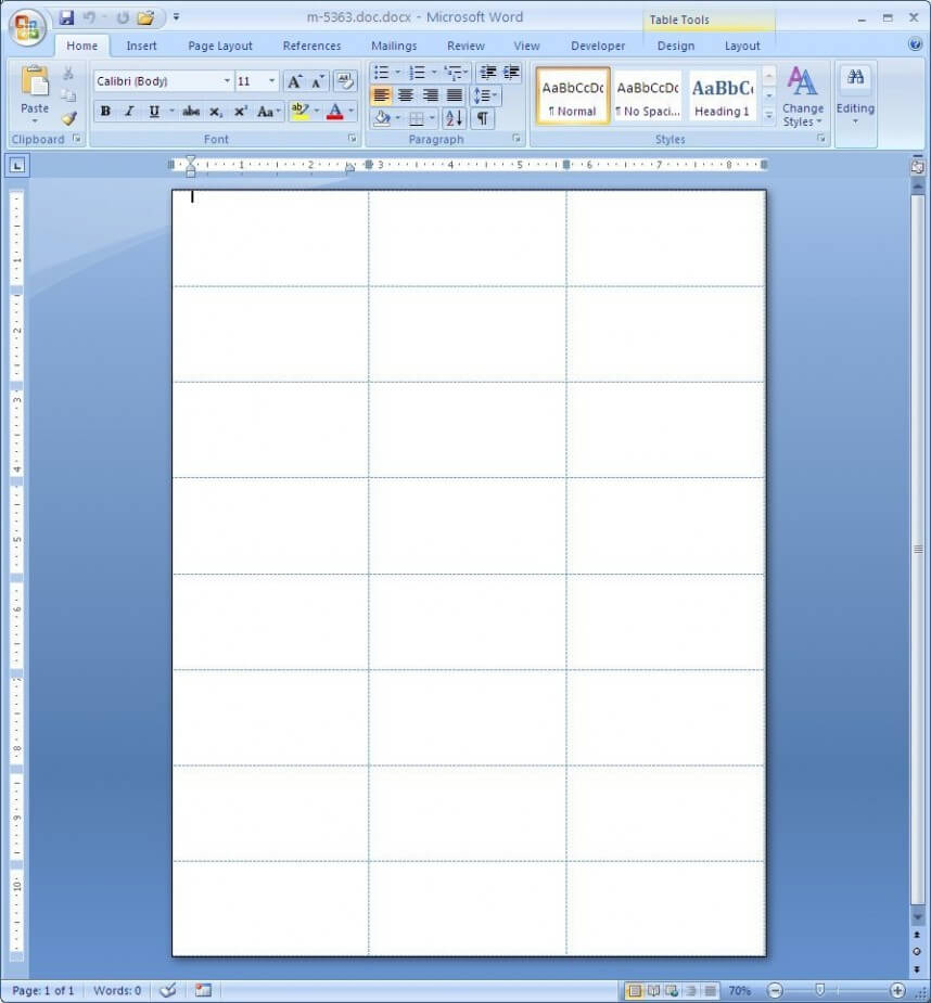 Wonderful Microsoft Word Label Templates 21 Per Sheet Throughout Label Template 21 Per Sheet Word