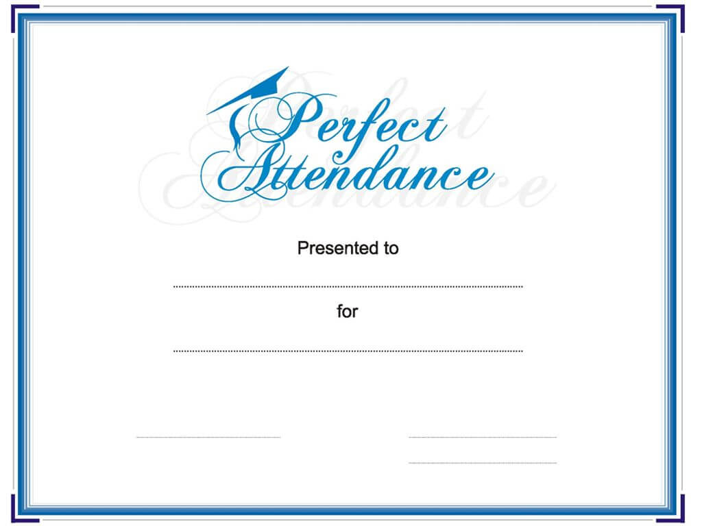 Wonderful Powerpoint Shapes Templates Listing.. #perfect With Regard To Perfect Attendance Certificate Free Template