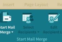 Word 2010: Creating A Mail Merge | Linkedin Learning with regard to How To Create A Mail Merge Template In Word 2010