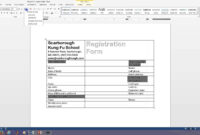 Word 2013 Fillable Forms | Order Form Template, Microsoft throughout Memo Template Word 2013