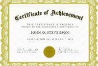 Word Award Template Printable Rental Agreement Lease Inside Blank Award Certificate Templates Word