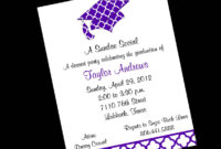 Word Party Invitation Template Formal 50Th White Paper pertaining to Free Graduation Invitation Templates For Word