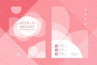 World Aids Day. Brochure Templates #aids#world#day#templates within Hiv Aids Brochure Templates
