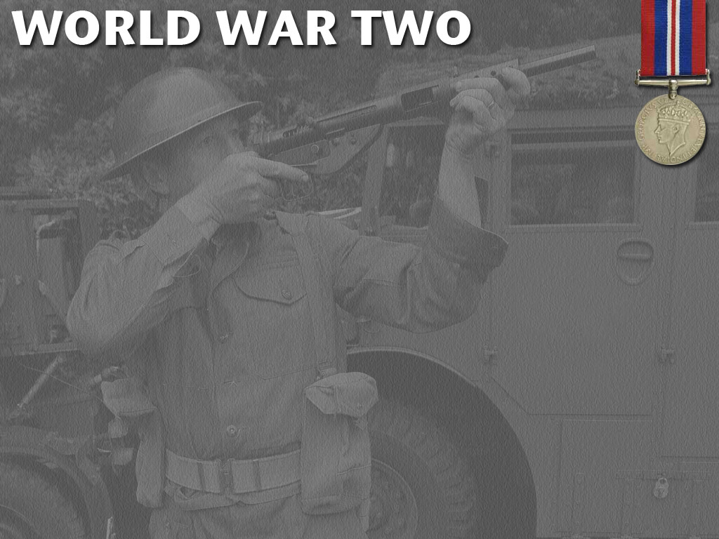 World War 2 Powerpoint Template 1 | Adobe Education Exchange Intended For World War 2 Powerpoint Template
