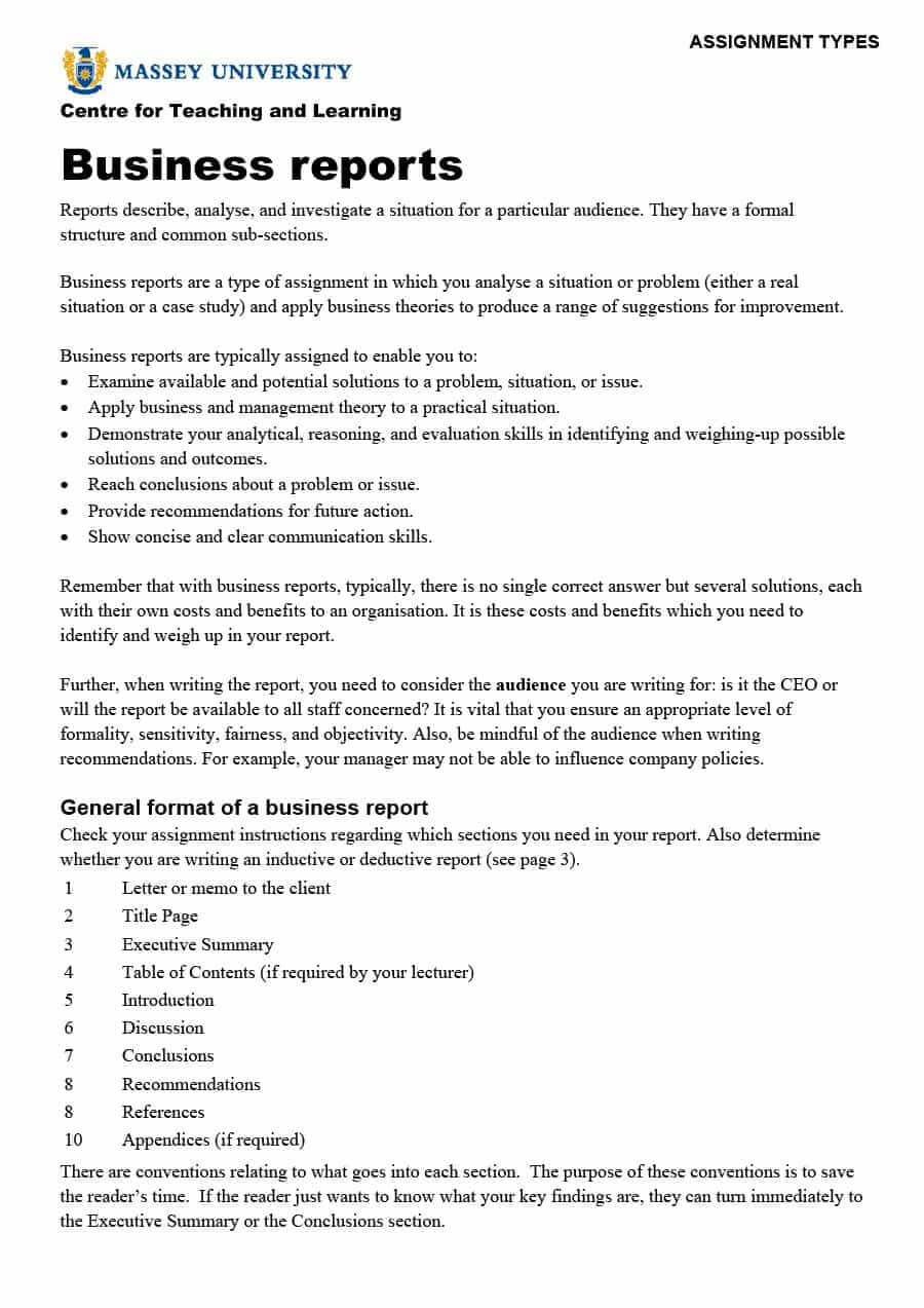 Writing Report Template – Ironi.celikdemirsan Within Best Report Format Template