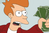 "You Can Own A Futurama ""shut Up And Take My Money!"" Credit Card intended for Shut Up And Take My Money Card Template"