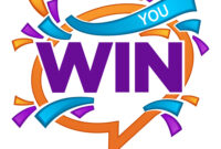 You Win Congratulation Banner Template With inside Congratulations Banner Template