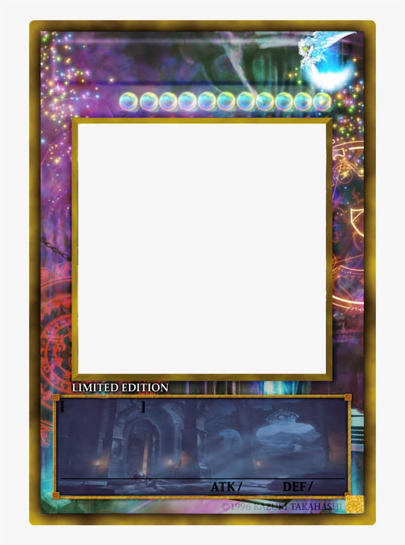 Yugioh Card Png & Free Yugioh Card Transparent Images With Regard To Yugioh Card Template